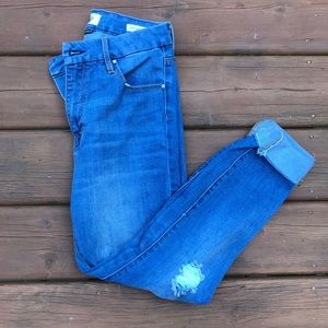 PacSun push-up ankle jegging. Size 27